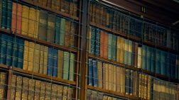 Disraeli had an extensive library, though sadly had to sell many books to pay off debt.